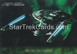 Star Trek Nemesis Expansion Set Trading Card NE10