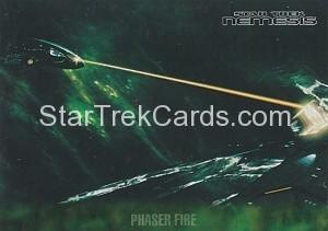 Star Trek Nemesis Expansion Set Trading Card NE11