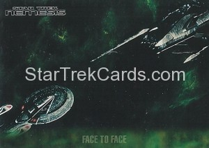 Star Trek Nemesis Expansion Set Trading Card NE12