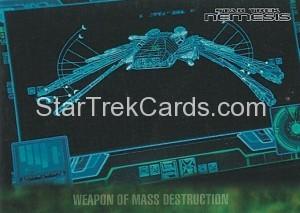 Star Trek Nemesis Expansion Set Trading Card NE14