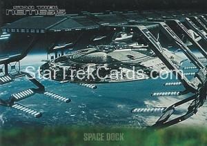 Star Trek Nemesis Expansion Set Trading Card NE18