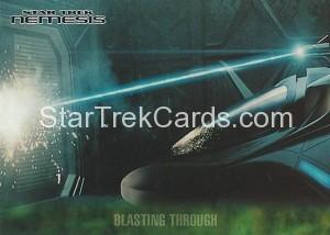 Star Trek Nemesis Expansion Set Trading Card NE4