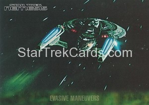 Star Trek Nemesis Expansion Set Trading Card NE5