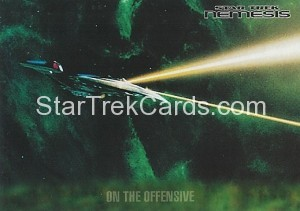 Star Trek Nemesis Expansion Set Trading Card NE6