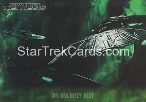 Star Trek Nemesis Expansion Set Trading Card NE7