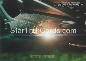 Star Trek Nemesis Expansion Set Trading Card NE8