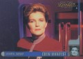 Star Trek Voyager Profiles Trading Card 1