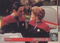 Star Trek Voyager Profiles Trading Card 11