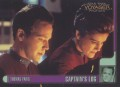 Star Trek Voyager Profiles Trading Card 20
