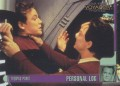 Star Trek Voyager Profiles Trading Card 23