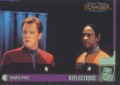 Star Trek Voyager Profiles Trading Card 25