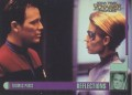 Star Trek Voyager Profiles Trading Card 26