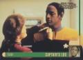 Star Trek Voyager Profiles Trading Card 29