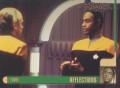 Star Trek Voyager Profiles Trading Card 33