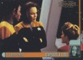 Star Trek Voyager Profiles Trading Card 38