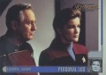 Star Trek Voyager Profiles Trading Card 4