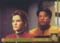 Star Trek Voyager Profiles Trading Card 47