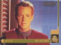 Star Trek Voyager Profiles Trading Card 51