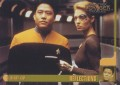 Star Trek Voyager Profiles Trading Card 52