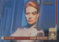 Star Trek Voyager Profiles Trading Card 55