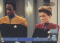 Star Trek Voyager Profiles Trading Card 7