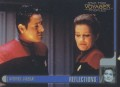 Star Trek Voyager Profiles Trading Card 8