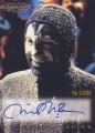 Star Trek Voyager Profiles Trading Card A17
