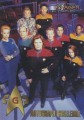 Star Trek Voyager Profiles Trading Card G