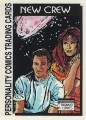 New Crew Series One Trading Card 15