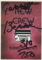 New Crew Series One Trading Card Checklist Signed