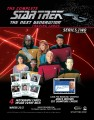 2012 Sell Sheet ST TNG Complete Series 2