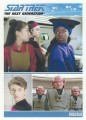 The Complete Star Trek The Next Generation Series 2 Trading Card 132