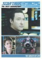 The Complete Star Trek The Next Generation Series 2 Trading Card 134