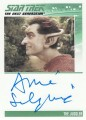 The Complete Star Trek The Next Generation Series 2 Trading Card Autograph Albie Selznik