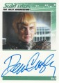 The Complete Star Trek The Next Generation Series 2 Trading Card Autograph Denise Crosby