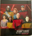 The Complete Star Trek The Next Generation Series 2 Trading Card Binder