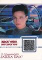 The Quotable Star Trek Deep Space Nine Card C13 Grey Black