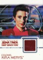 The Quotable Star Trek Deep Space Nine Card C2 Dark Red
