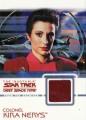 The Quotable Star Trek Deep Space Nine Card C2 Dark Red