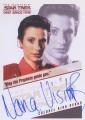 The Quotable Star Trek Deep Space Nine Card Nana Visitor Autograph