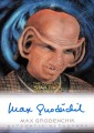 The Quotable Star Trek Deep Space Nine Trading Card Autograph Max Grodenchik