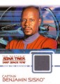 The Quotable Star Trek Deep Space Nine Trading Card C1 Grey