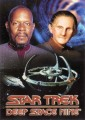 The Quotable Star Trek Deep Space Nine Trading Card DST07