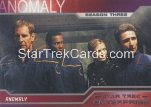Enterprise Season Three Trading Card 166