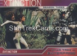 Enterprise Season Three Trading Card 171