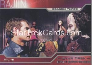 Enterprise Season Three Trading Card 172