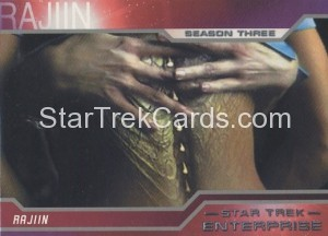 Enterprise Season Three Trading Card 173