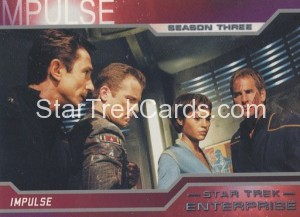 Enterprise Season Three Trading Card 176