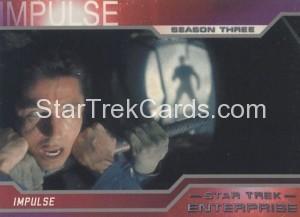 Enterprise Season Three Trading Card 177
