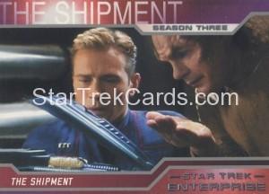 Enterprise Season Three Trading Card 182